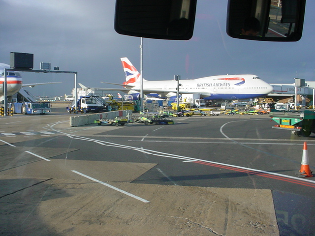 LHR - London Heathrow Airport, UK